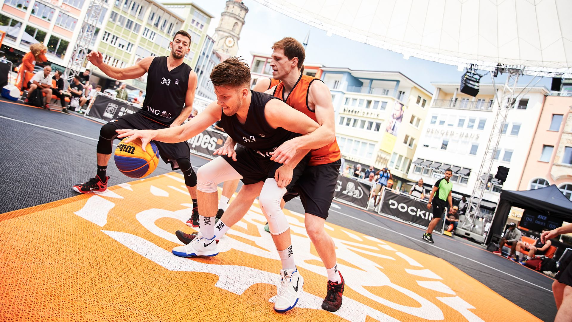 3x3 Summer League Finale Sachsen